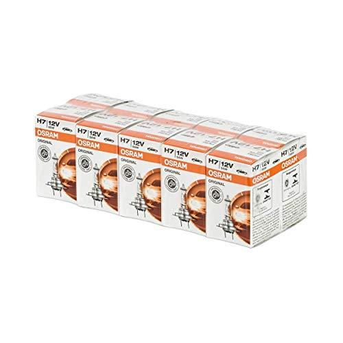 Osram 64210L-BD Original Line, H7, Longlife, Halogen-Scheinwerferlampe, 12V,10er Pack