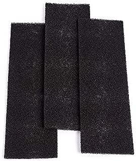 Carbon Register Vent Air, Odor & Dust Filters 3 Pack 12