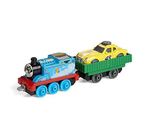 Thomas & Friends FJP55 Cars Freunde Abenteuer-Thomas und Ace der Rennfahrer Druckguss-Spielzeug, Mehrfarbig