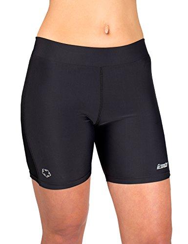 Gregster Cycliste de Course pour Femme Noir XS Noir