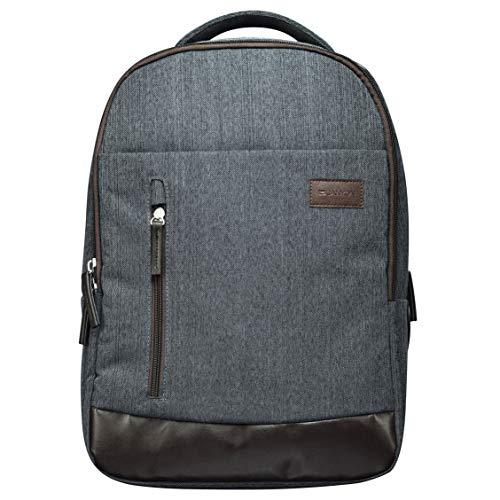 CANYON Rucksack fur unterwegs Laptop MacBook 14L Kapazitat 12 Taschen verstellbare Trager Grose 430x275x100