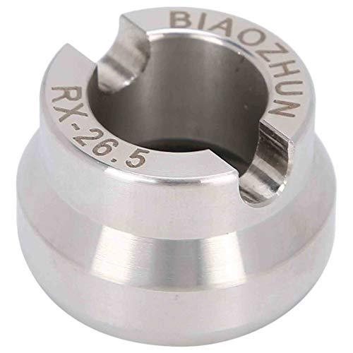Matriz de abridor de reloj de diseño ergonómico resistente a la corrosión compacto, para relojero