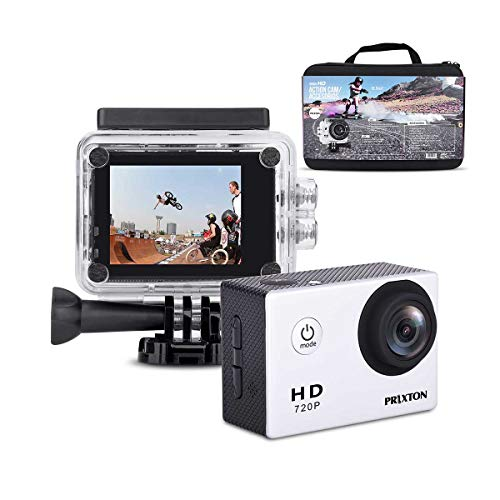 PRIXTON DV609 + Accesorios Camara Outdoor