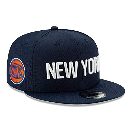 New Era NBA NEW YORK KNICKS City Series 2019 9FIFTY Snapback Cap