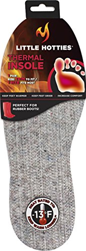 Little Hotties Thermal Insole, 6 Pair