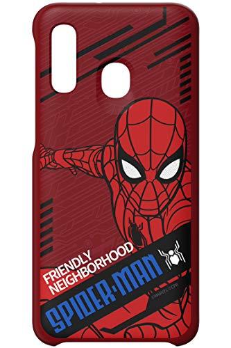 Samsung Galaxy A40 - Friend Cover Marvel, Spider-Man Dynamisch