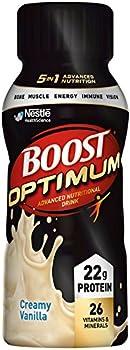 16-Pack Boost Optimum Advanced Nutritional Drink Bottle