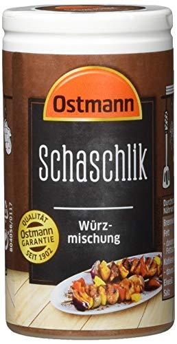Ostmann Schaschlik Würzer, 4er Pack (4 x 35 g)