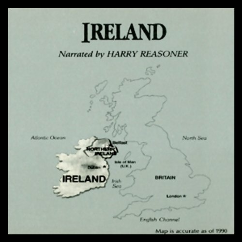 Ireland audiobook cover art