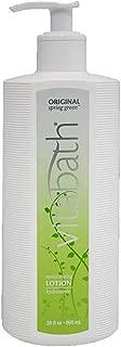 Vitabath Lotion, Moisturizing, Original Spring Green, 20-Ounces (Pack of 3)