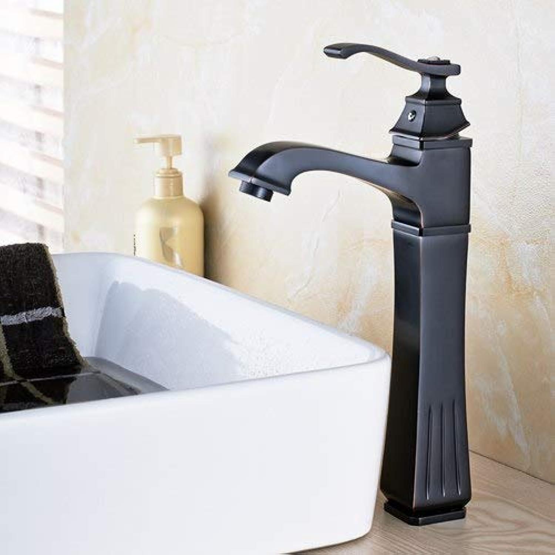 U-Enjoy Kronleuchter Farben Wasser 4 Taps Mounted Top-Qualitt Badezimmer Deck Toilette-Wannen-Mischer Mit Einer Handlefaucet Kostenloser Versand [schwarz]