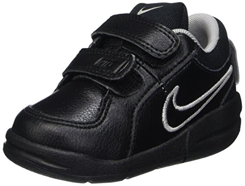 Nike Unisex-Kinder Pico 4 (TDV) Lauflernschuhe, Schwarz (Black 001), 21 EU