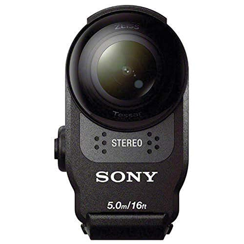 Sony HDR-AS200VR/W Action Cam + Live ViewRemote Kit