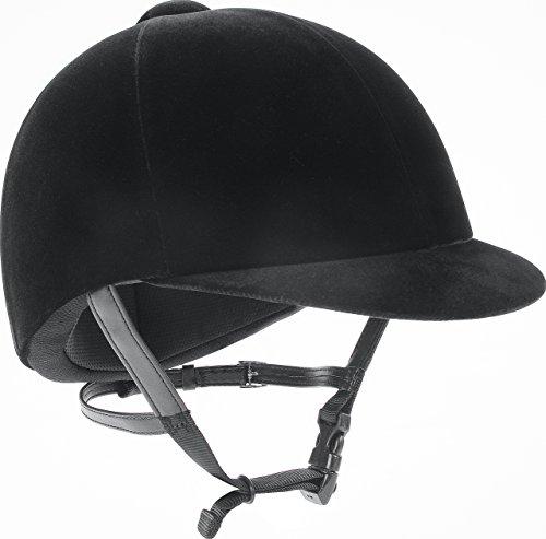 IRH Medalist Velveteen Riding Helmet 6 3/4