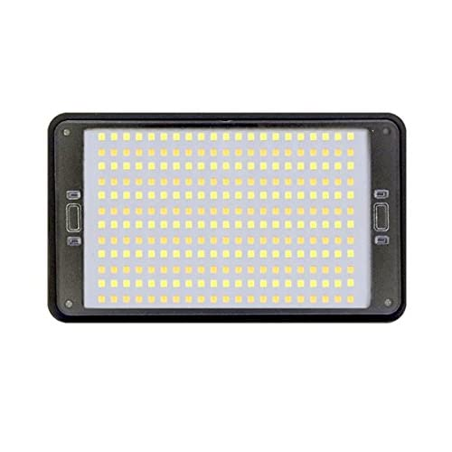 Digitek Professional LED Video Light D250 with Charger and Battery (Black)
