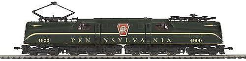 Spur H0 - E-Lok GG1 Pennsylvania Railroad mit Sound für Wechselstrom