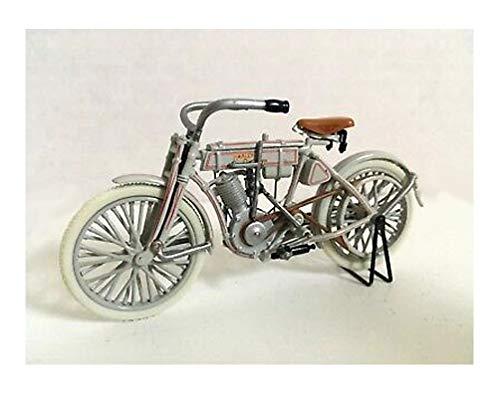 Franklin Mint 1/24 Scale 1907 Harley Davidson Diecast Model