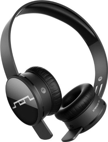 Sol Republic Tracks Air - Auriculares de diadema con Bluetooth, color plomo
