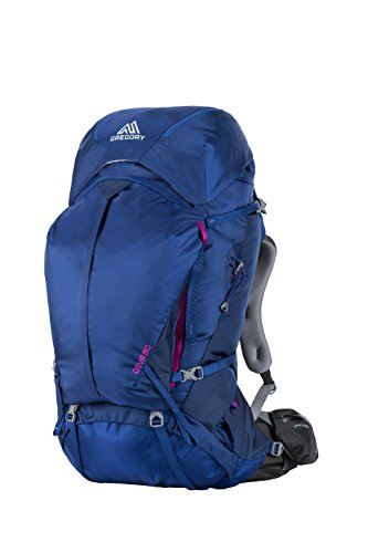 Gregory Mountain Products Deva 60 Liter Women's Backpack, Egyptian Blue, Small