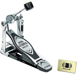Tama HP200P Iron Cobra 200 Single Pedal with Polishing Cloth
