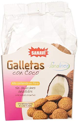 SANAVI Galletas De Coco 200 G 200 g