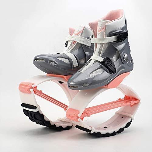 Chaussures Rebond Kangoo Jumps Femmes Hommes Anti-Gravity Bounce Courir Bottes Chaussures Saut Poids De La Charge Range70-90KG,XXL
