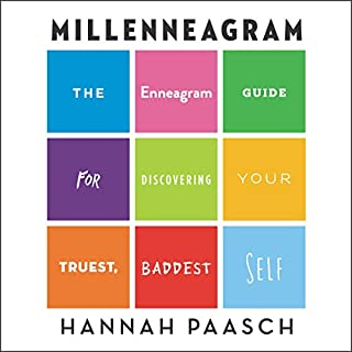 Millenneagram audiobook cover art
