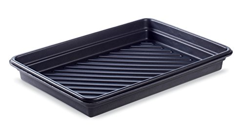 New Pig Oil Leak Drip Pan | Protect Garage Floor and Driveway | The Ultimate Catch-All Pan for the Shop or Garage