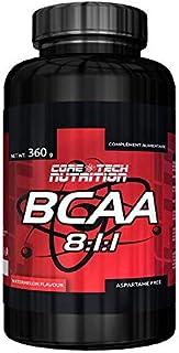 Coretech Nutrition BCAA 8 1 1   Protéine de bcaa 5 000mg - Goût Pastèque   Complément alimentaire idéal pour la récupérati...
