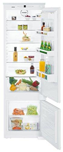 Liebherr ICS 3234 Unterbau 281l A++ Weiß Kühlschrank mit Gefrierschrank