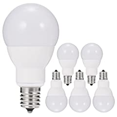 Optimal Efficiency. Using 5 watts for up to 450 lumens of light output, equivalent to 40W halogen bulb. Save 80% on electricity bill of lighting. Save effort and maintenance costs on changing bulbs frequently. Excellent Performance. Provide a pleasan...