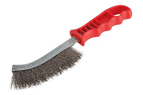 Wolfcraft 2717000 2717000-1 Cepillo metálico de Mano, Acero Fino, Mango de plástico