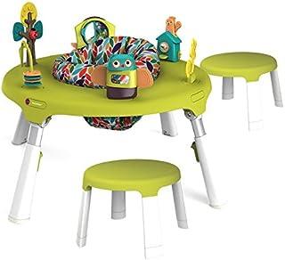 ORIBEL Saucer to Table Setジャンパールーウォーカーウォーカーランニングテーブル椅子セット (green) [並行輸入品]