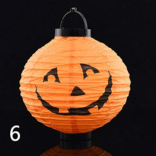 Halloween Lantaarn LED Pompoen Lantaarn voor Halloween Party Decoratie Thema Festival Decorating Party benodigdheden