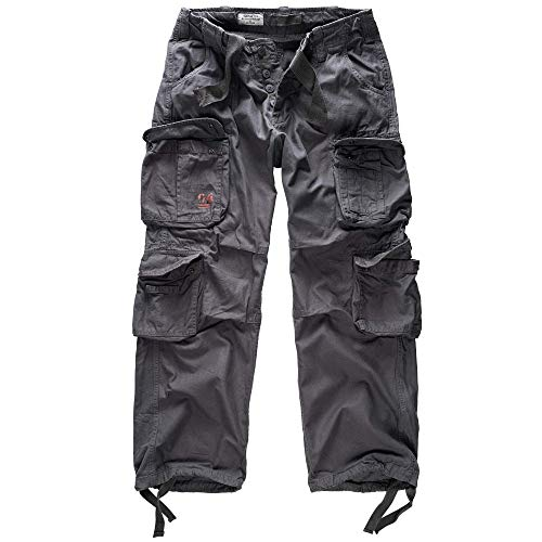 Trooper Airborne Trousers Lightning Edition Anthrazit - XXL
