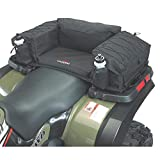 Coleman ATV Rear Padded-Bottom Bag (Black), 12' H x 8.25' W x 8' D