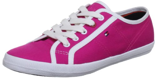 Tommy Hilfiger Damen Victoria 2 A Sneaker, Bright Pink, 38.5 EU