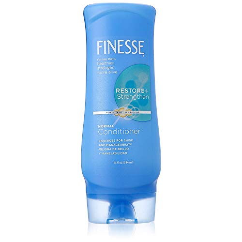 Finesse Restore + Strengthen Conditioner 13 Oz (Pack of 6)