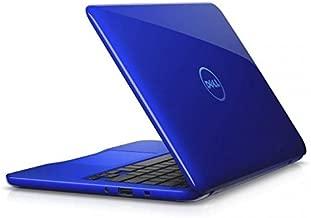 Dell Inspiron 11-3168 Intel Celeron N3060 X2 1.6GHz 2GB 32GB 11.6' Win10,Blue(Renewed)