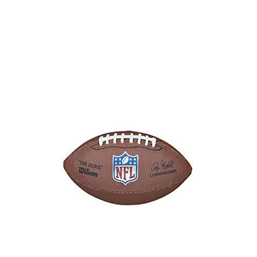 Wilson NFL Mini Replica Brown