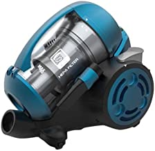 Black+Decker 2000W Bagless Multi-Cyclonic 6-filter Vacuum cleaner, VM2825-B5