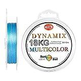 WFT Round Dynamix KG Multicolor 300m, Durchmesser:0.25mm