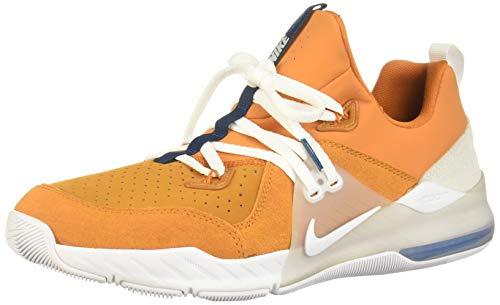 Nike Zoom Train Command Lthr, Zapatillas de Running Hombre, Multicolor Monarch White Blue Force Orange Pulse 001, 42 EU