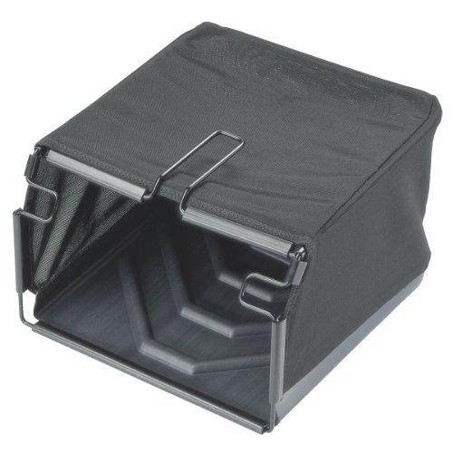 Gardena Fangsack: Robuster Auffangbehälter für Gardena Elektro-Rasenlüfter ES 500 und Gardena Elektro-Vertikutierer EVC 1000, 40 l Fassungsvermögen, Montage ohne Werkzeug, platzsparend (4065-20)