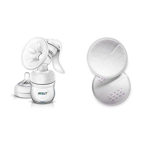 Philips Avent Komfort-Handmilchpumpe SCF330/20 im Stillset