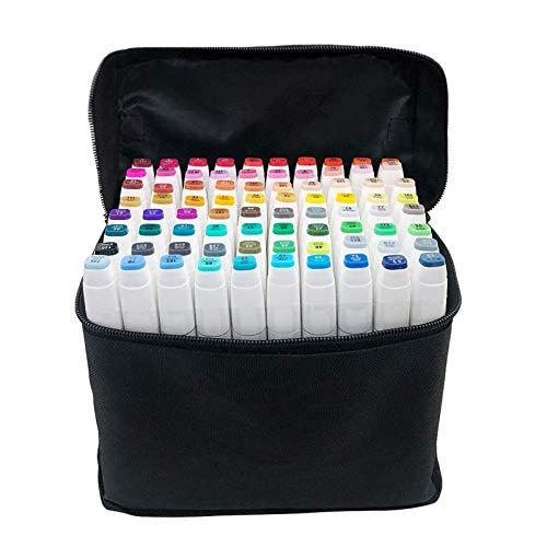 BALLSHOP 80er Graphic Marker TouchFive Twin Alcohol Sketch Marker Pen Painting Markers (Weiß)