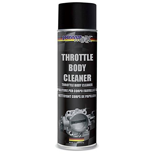Preisvergleich Produktbild THROTTLE BODY CLEANER REINIGER SPRAY BODYSPRAY POWERMAX - Vergaser 500 ml BlueChem Powermax