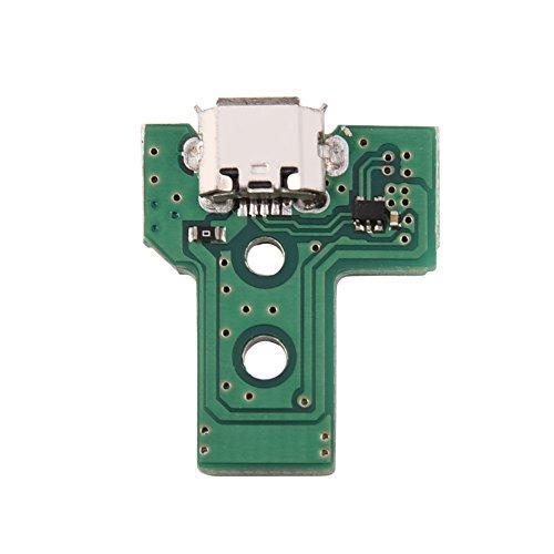Micro USB PS4 Controller, Scheda di Ricarica USB, Ricarica Porta di Ricarica per Sony PS4 3rd Game Controller