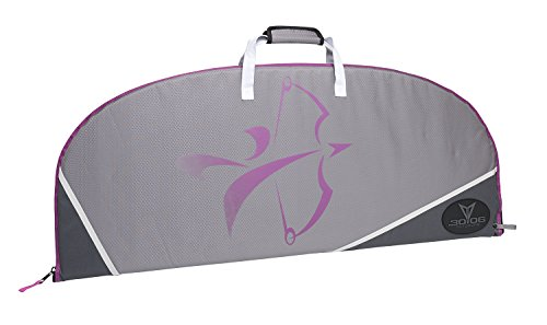 30-06 Outdoors 40' Freestyle Bow Case with Purple Accent
