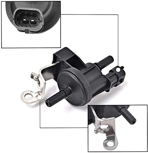 Vapor Canister Purge Valve Compatible to OEM 12591334, 12611801, 18117-78J00, 911-079, 13016